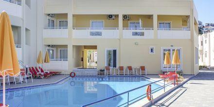 Allas. Hotelli Anthimos, Kreeta.