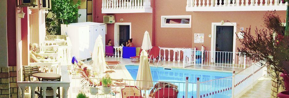 Hotelli Antonis, Parga