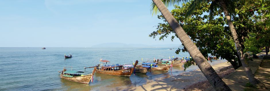 Ao Nang, Krabi, Thaimaa.