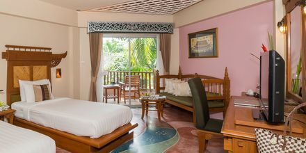 Kahden hengen huone, Aonang Princeville Villa Resort & Spa, Thaimaa.