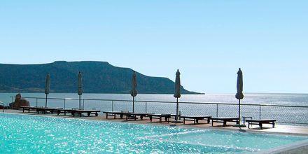 Allasalue, Hotelli Apolis, Karpathos, Kreikka.