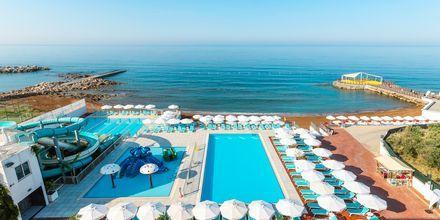 Allas, hotelli Gold Island. Alanya, Turkki.