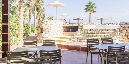 Snackbaari. Hotelli Aquamar, Kreeta, Kreikka.