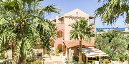 Hotelli Aquamar, Kreeta, Kreikka.