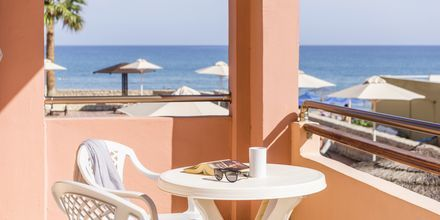Perhehuone. Hotelli Aquamar, Kreeta, Kreikka.
