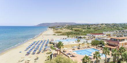 Läheinen ranta. Hotelli Aquamar, Kreeta, Kreikka.
