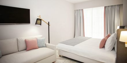 Yksiö, Hotelli Aquarius, Rethymnon.