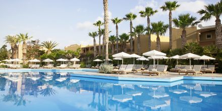 Hotelli Aquila Rithymna Beach, Kreeta, Kreikka.