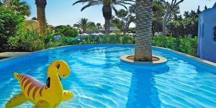 Lastenallas, Hotelli Aquila Rithymna Beach, Kreeta, Kreikka.