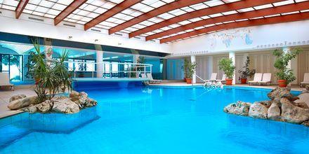 Sisäallas, Hotelli Aquila Rithymna Beach, Kreeta, Kreikka.