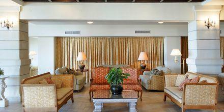 Lounge, Hotelli Aquila Rithymna Beach, Kreeta, Kreikka.