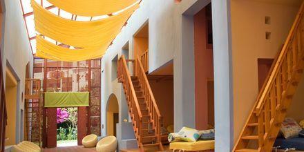 Lastenkerho, Hotelli Aquila Rithymna Beach, Kreeta, Kreikka.