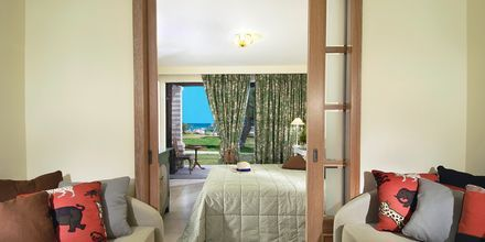 Perhehuone, Hotelli Aquila Rithymna Beach, Kreeta, Kreikka.