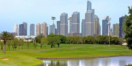 Golfkenttä, Dubai, Arabiemiraatit