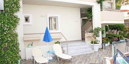 Hotelli Archipelagos. Platanias, Kreeta, Kreikka.