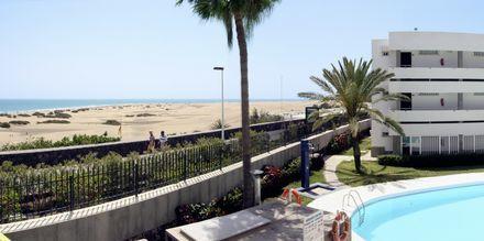 Hotelli Arco Iris, Playa del Ingles, Gran Canaria.