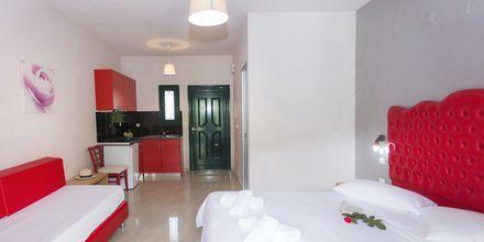 Yksiö, hotelli Aristidis Garden, Parga.