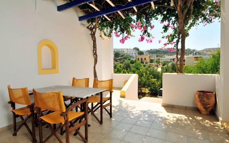 Hotelli Artemida, Leros