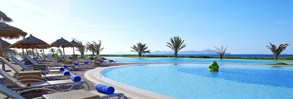 Allasalue, Hotelli Astir Odysseus, Kos.