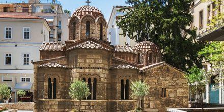 Panaghia Kapnikarea -kirkko Ateenassa.