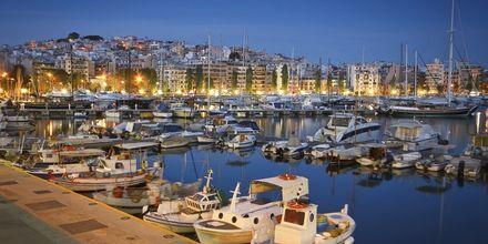 Zea marina, Pireus, Ateena.