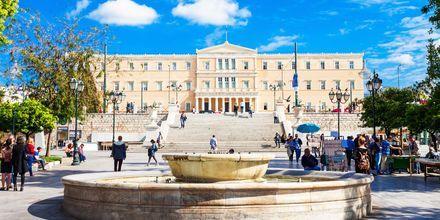 Syntagman tori, Ateena, Kreikka.