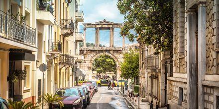 Hadrianuksen kaari, Ateena, Kreikka.