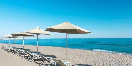 Ranta, Hotelli Atlantis Beach, Rethymnon, Kreeta.