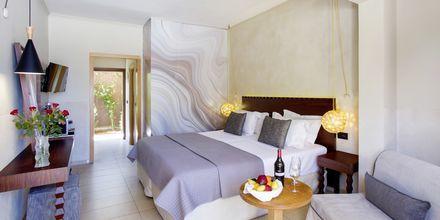 Kahden hengen huone, Hotelli Atlantis Beach, Rethymnon, Kreeta.