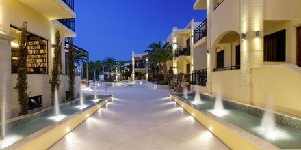 Hotelli Atlantis Beach, Rethymnon, Kreeta.