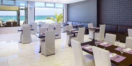 Ravintola, Hotelli Atlantis Beach, Rethymnon, Kreeta.