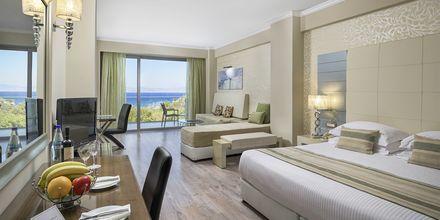 Juniorsviitti, Hotelli Atrium Platinum, Ixia, Rodos.