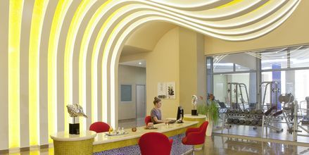 Spa, Hotelli Atrium Platinum, Ixia, Rodos.