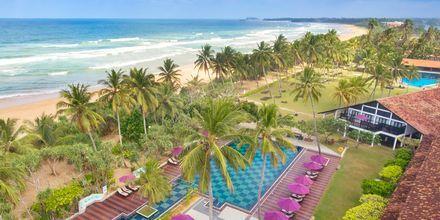 Yleiskuva hotellista Avani Bentota Resort & Spa. Bentota, Sri Lanka.