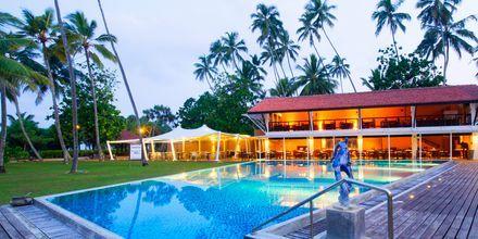 Ravintola Breeze, hotelli Avani Bentota Resort & Spa. Bentota, Sri Lanka.