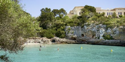 Ranta, hotelli Azul Playa. Mallorca.