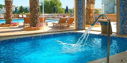 Sisäallas, hotelli Azul Playa. Mallorca.