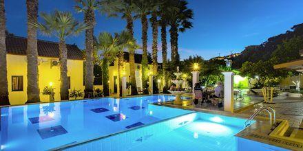 Allas. Hotelli Bacoli, Parga, Kreikka.