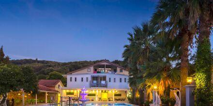 Hotelli Bacoli, Parga, Kreikka.