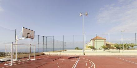 Urheilykeskus, Bahia Principe Sunlight Costa Adeje, Playa de las Americas, Teneriffa.