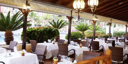 Brasialainen ravintola Rodisio, Bahia Principe Sunlight Costa Adeje, Playa de las Americas, Teneriffa.
