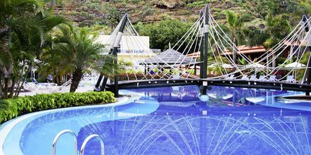 Allas. Hotelli Bahia Principe Sunlight San Felipe, Puerto de la Cruz, Teneriffa.