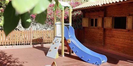 Leikkipaikka. Hotelli Bahia Principe Sunlight San Felipe, Puerto de la Cruz, Teneriffa.