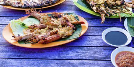 Jimbaran on tunnettu merenelävistään – kannattaa kokeilla näitä loman aikana!