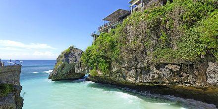 Ulu Watun kalliota. Bali, Indonesia.