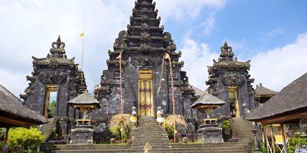 Pura Besakih -temppeli. Bali, Indonesia.