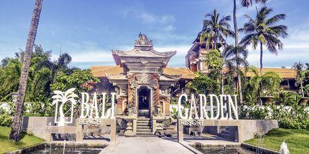Hotelli Bali Garden Beach Resort, Kuta.