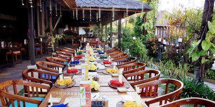 Ravintola. Hotelli Bali Reef Resort, Tanjung Benoa, Bali.