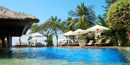 Allas. Hotelli Bali Reef Resort, Tanjung Benoa, Bali.