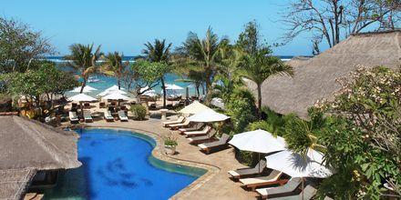 Hotelli Bali Reef Resort, Tanjung Benoa, Bali.